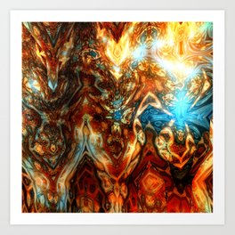 Art Abstract Art Print