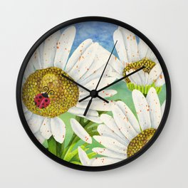 Live Your Bliss Wall Clock