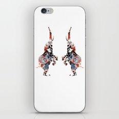 Dancing Elephants iPhone & iPod Skin