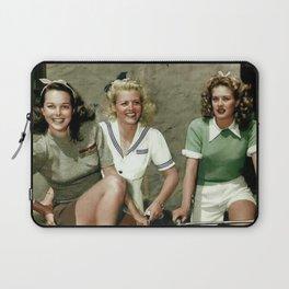 40's Chic Laptop Sleeve