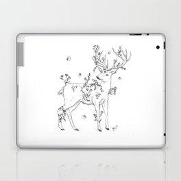 Flora and Fawna Laptop & iPad Skin
