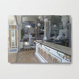 Cafe del Mar in Sant Antoni, Ibiza Metal Print