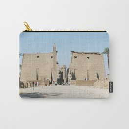 Temple of Luxor, no. 11 Carry-All Pouch