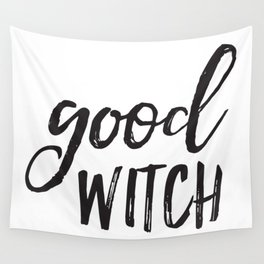 Good Witch Wall Tapestry