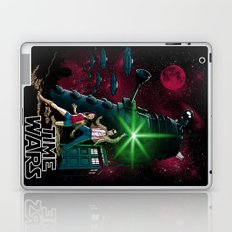Time Wars Laptop & iPad Skin