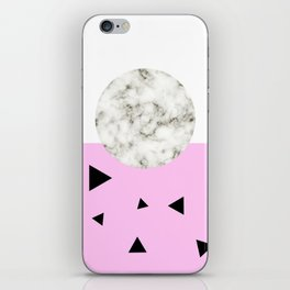 Moonocle - Graphic by D iPhone Skin