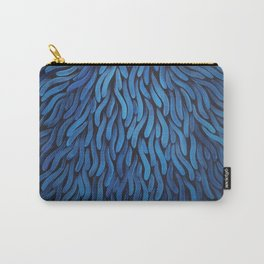 Blue Spag Monster Carry-All Pouch