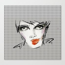 X/O Canvas Print