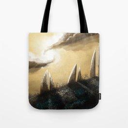 Ray of Light 3 Tote Bag