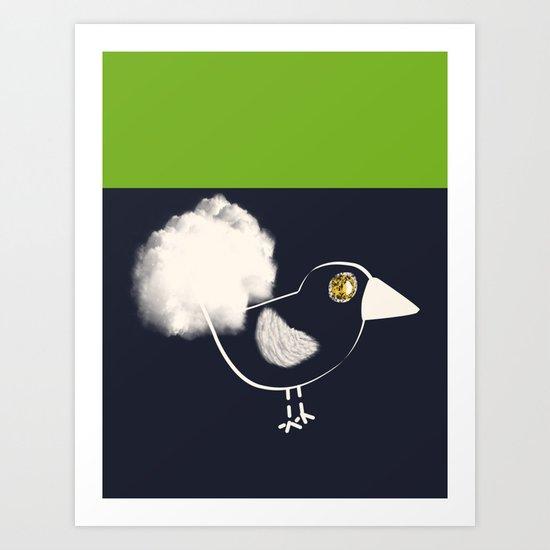 It's a Bird Art Print