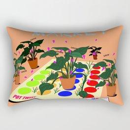 Pot Twist Rectangular Pillow
