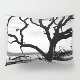 Driftwood Beach Pillow Sham