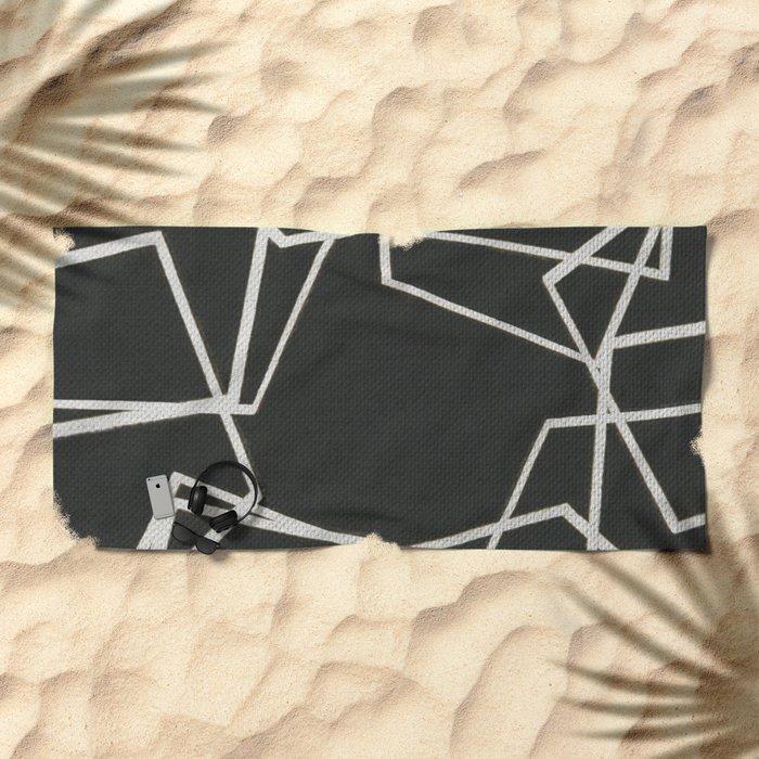 Winter Sun Beach Towel