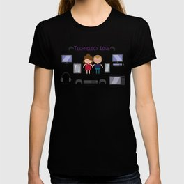 Technology Love T-shirt