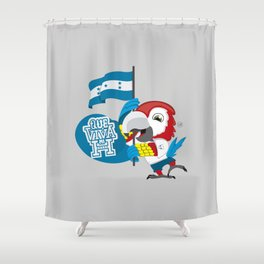 Viva Mi H Shower Curtain