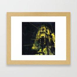 Mystery House Framed Art Print
