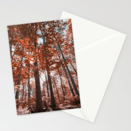 woodland dreams Stationery Cards