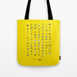 Designers Weapons Tote Bag