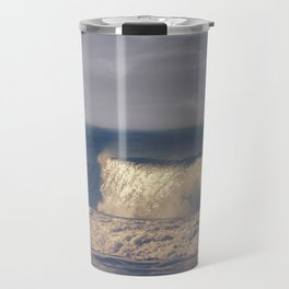 A Perfect Wave Travel Mug