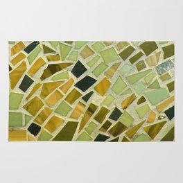 Bright n Sunshiny Day Mosaic Rug