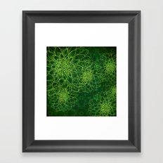 The Green Manalishi Framed Art Print