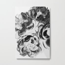 Simplification Metal Print