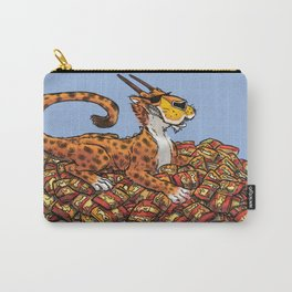 Hot Cheeto Hoard Carry-All Pouch