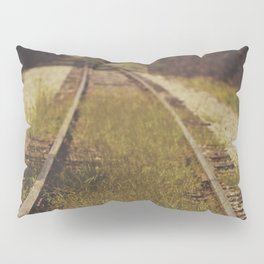 A path that leads to somewhere. Pillow Sham