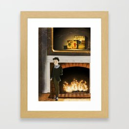 No.1 Christmas Series 1 - The Early Years Framed Art Print