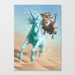 Garyl and Merle Canvas Print
