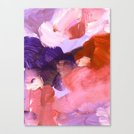 abstract painting V Canvas Print
