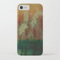oasis iPhone & iPod Cases featuring Oasis by Fernando Vieira