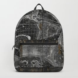 Treasure Map Backpack