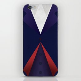 The Twelfth Doctor iPhone Skin