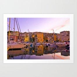 Bastia 1.2 Art Print
