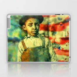 Face of Greatness Laptop & iPad Skin