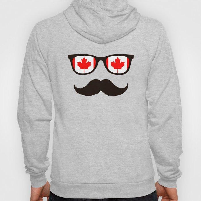 Canada Vintage Tee Hoody
