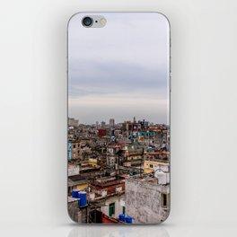 Ciudad de La Habana iPhone Skin