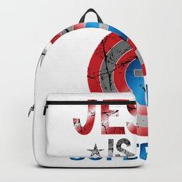 Jesus Is My Superhero Worship Team Jesus Is My Best Friend Backpack