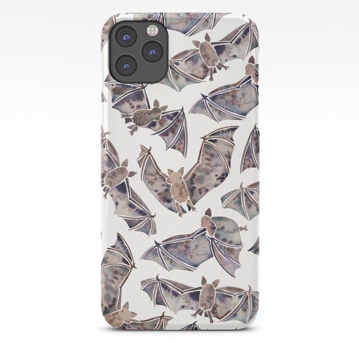 Bat Collection iPhone Case