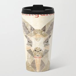 Kangaroo Metal Travel Mug
