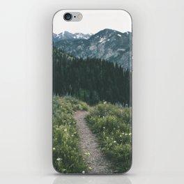 Happy Trails III iPhone Skin