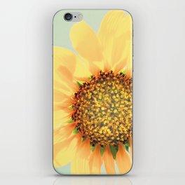 Sunflower Power Pop! iPhone Skin