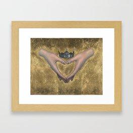 Claddagh III Framed Art Print