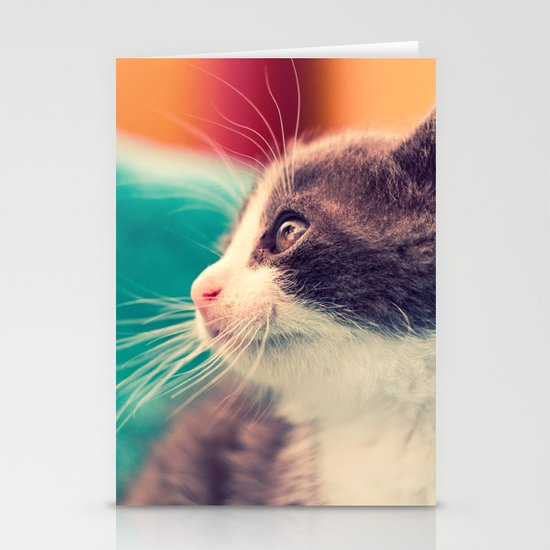 Billy The Cat Stationery Cards