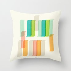 7-up Throw Pillow