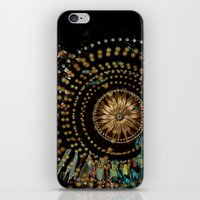 gypsy iPhone & iPod Skins featuring Gypsy by Sherri of Palm Springs   Art and Design