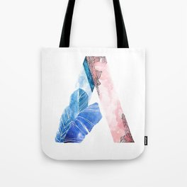 A for Effort Tote Bag