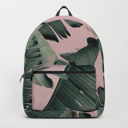 Banana Leaf Blush Backpack