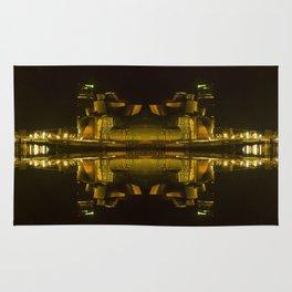 Abstract Guggenheim Rug